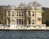 Palaces along the Bosphorus