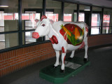 'Udderly Art' - Calgary 2007.
