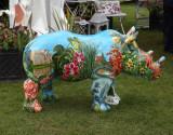 Psychedelic Rhino