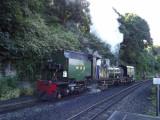 Welsh Highland Railway August 2012.