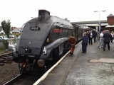 Steam on the North Wales Coast Main Line