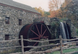 Sudbury Gristmill in the collection of William Clay Ford