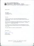 Alzheimers Auction Letter