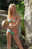 Amy Vitale in Secret Garden