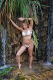 Amy Vitale in the Secret Garden