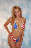 Amy Vitale All American Pin Up