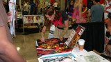 Amy Vitale at Miami Convention Center