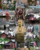 Mark Twain collage