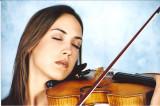 Melissa the Violinist