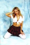 Amy School Girl image