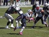 Patriots at Raiders - 10/02/11