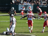 Chiefs at Raiders - 10/23/11