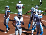 Lions at Raiders - 08/25/12