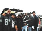 Cowboys at Raiders - 10/07/01