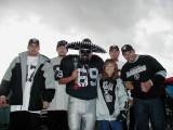 Cardinals at Raiders - 12/02/01