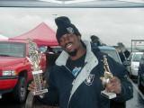Titans at Raiders - 12/22/01