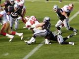 49ers at Raiders - 08/24/02