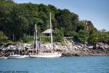 New England Island Home