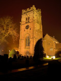 Dunchurch at Night