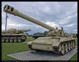 8-Inch Self-Propelled Howitzer