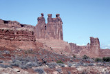 Arches NP - The Three Gossips