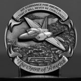 One - F-22 Raptor Rollout Commemorative Roundel (Feb)