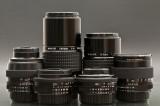 Manual Focus lens kit