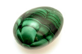 Up Close - Malachite Egg - 1