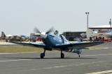 Spitfire replica