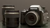 Pentax 645N w/ lenses