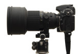 D700 with Ai-S Nikkor 200mm f/2 IF-ED
