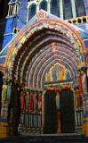Chartres de jour, de nuit ... 2009