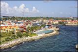 Curacao Harbor from Zeiderdam II