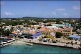 Docked in Bonaire