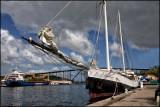 Insulinde Sailboat in Curacao