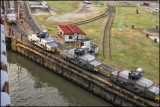 Panama Canal_Gatun Locks from the Zuiderdam