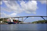 Queen Juliana Bridge Curacao