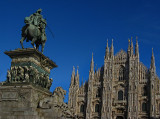 The Duomo of  Milano 2009