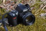Nikon 50 mm 1,4