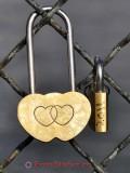 Love locks - Paris