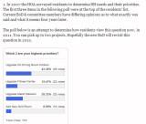 Informal Heritage Hunter Poll