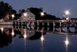 Ile des moulins ,Terrebonne - Médaille d'argent Exposition annuelle Avril 2012 de l'ALPA