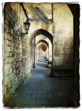 Cloister, Winchester Cathedral