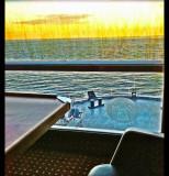 On the boat to Heysham