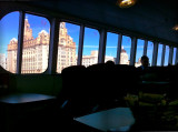The Royal Liver Building and The Port of Liverpool Building, Pier Head,Liverpool