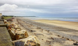 Deserted Beach, Ramsey
