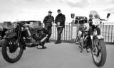 Scott & BSA motorcycles, Douglas Prom