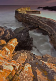 Collieston Harbour  - Re visited