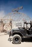 Thunder Dome at Burning Man 2011
