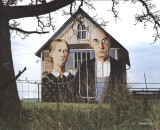Grant Wood Revisited